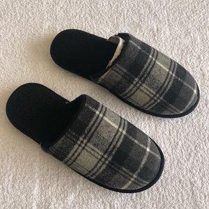 dearfoams Shoes - Dearfoams Men's Memory Foam Slippers